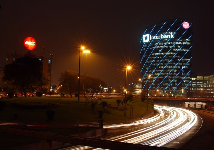 Interbank Headquarters hans hollein intersection highways