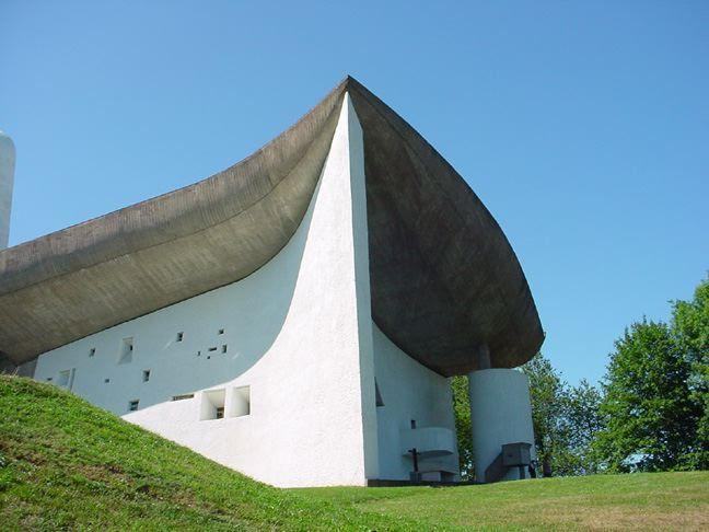 Le Corbusier, Notre Dame du Haut