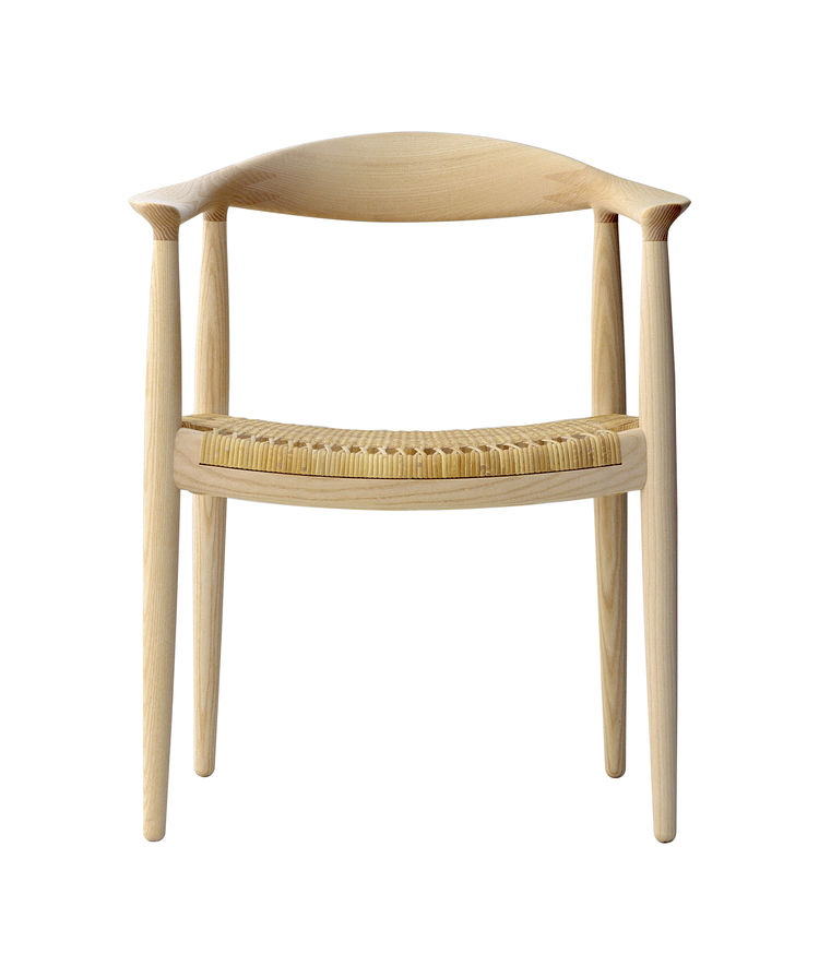 "PP 501, ""The Chair"": Designed by Hans Wegner, manufactured by PP Mobler"