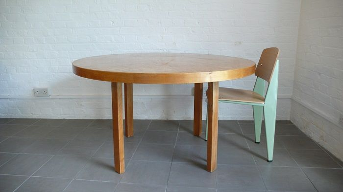 Vintage Alvar Aalto Table Model 91