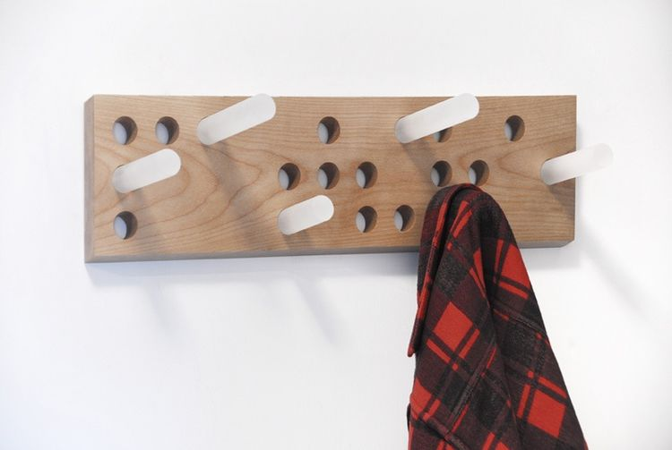 Patère Coat Rack by Les Archivistes