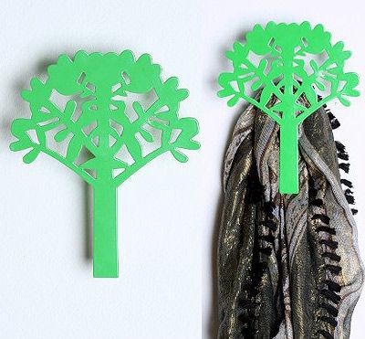 Tree SIlhouette Wall Hook