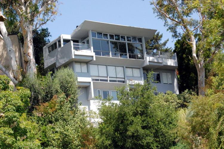 Schindler Wilson house