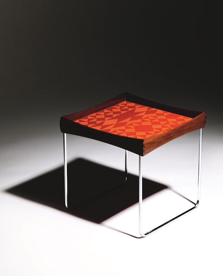 Conform Coffee Table by Hermann Bongard