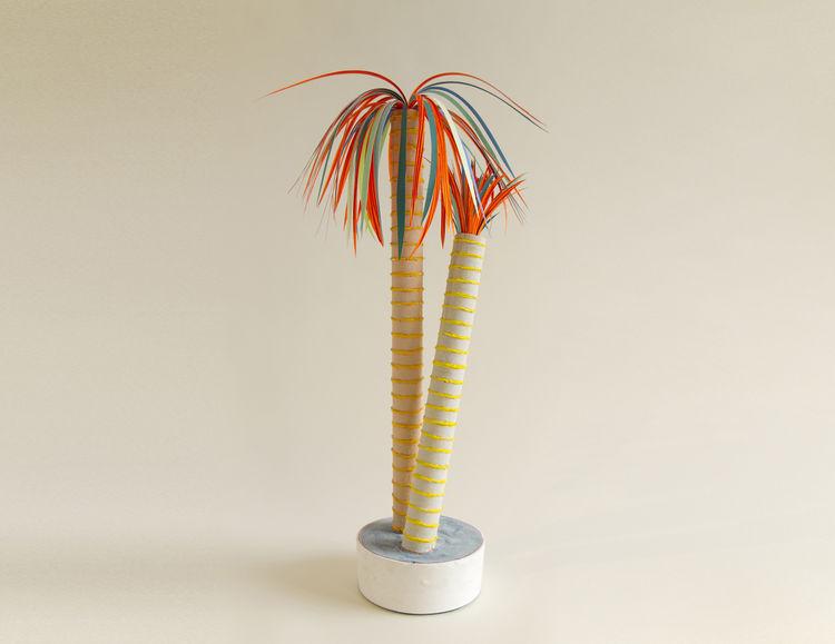 chiaozza paper maiche colorful plant