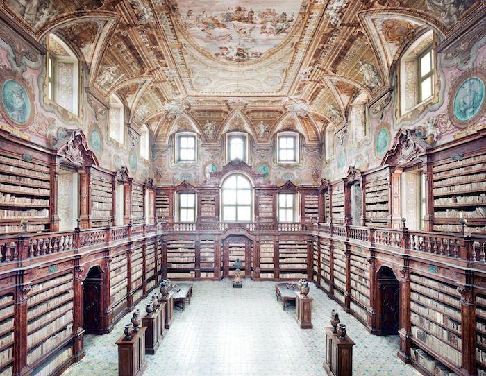 Biblioteca dei Girolamini Napoli I