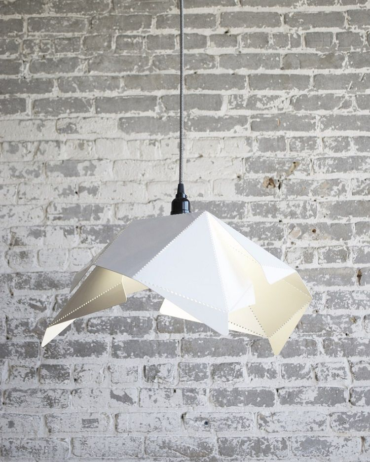 Dotted Lines Pendant Lamp by Tandem Made