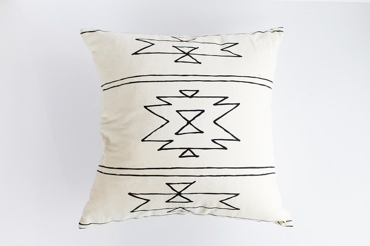 New Mexico Pillow by Little Korboose