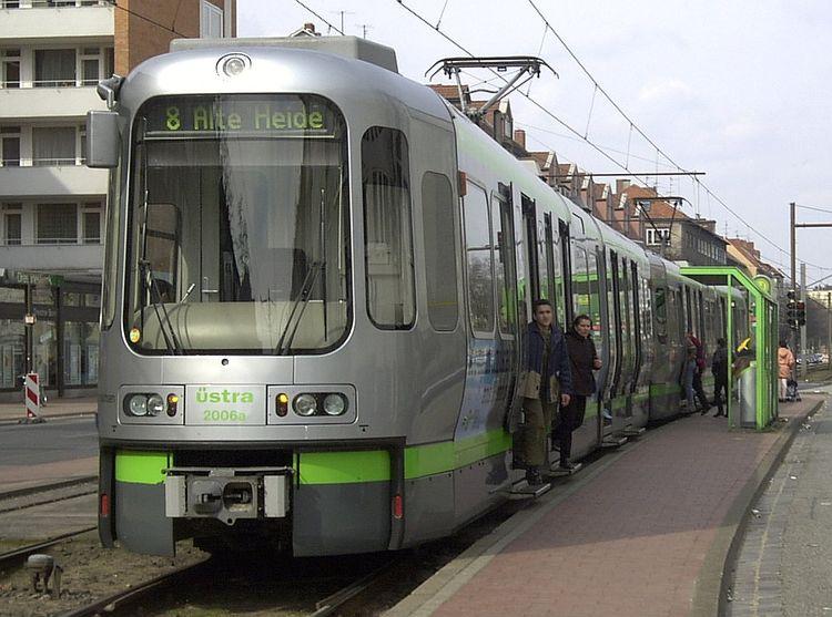 Hannover Tram System (1997)