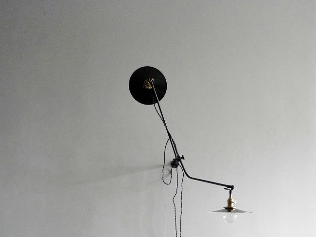 Bent Wall Lamp by Workstead for Another Country