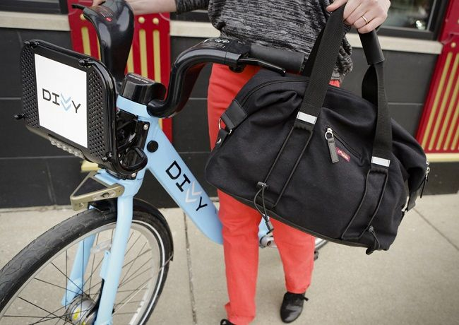 Ultimate Bike Share Bag