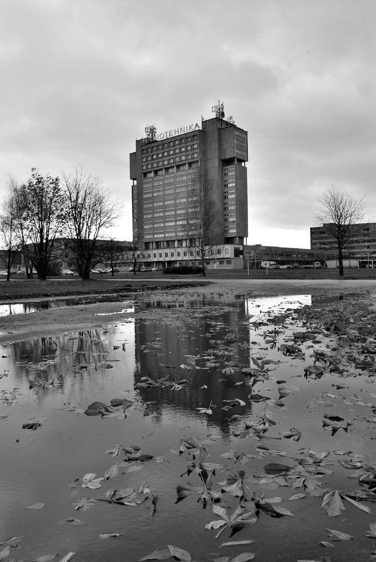 "Former Factory ""Radiotehnika"""
