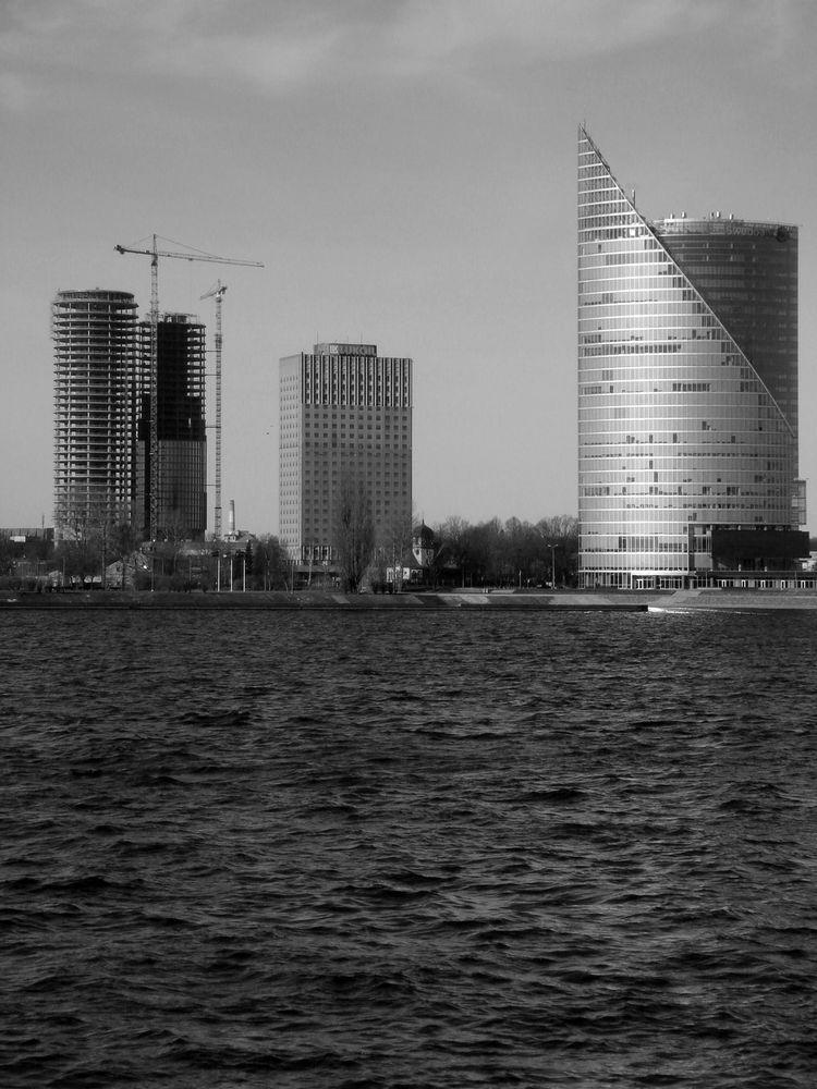Riga High-Rises