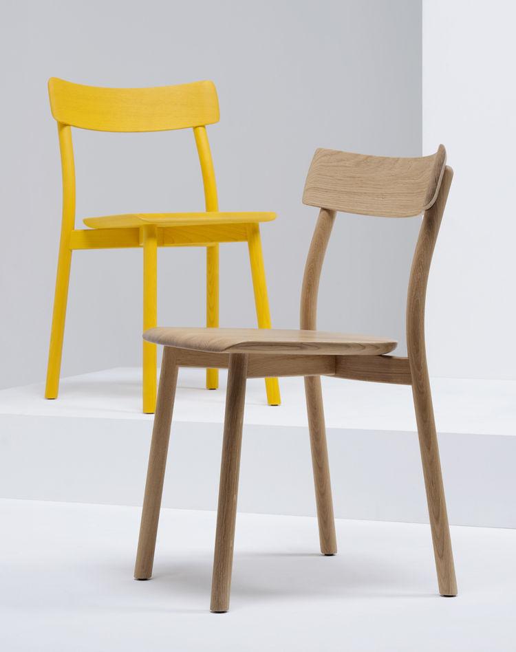 Chiaro Leon Ransmeier Mattiazzi oak ash chair