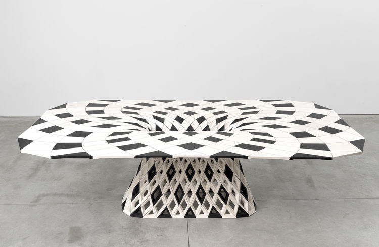 joris laarman diamond coffee table