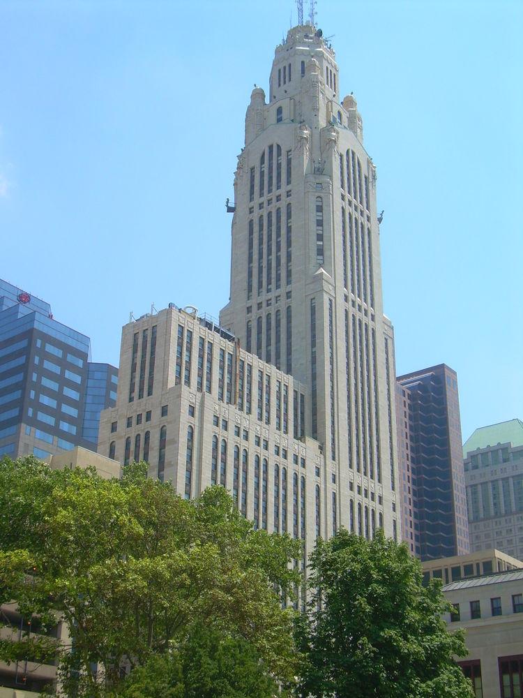 leveque tower in columbus ohio