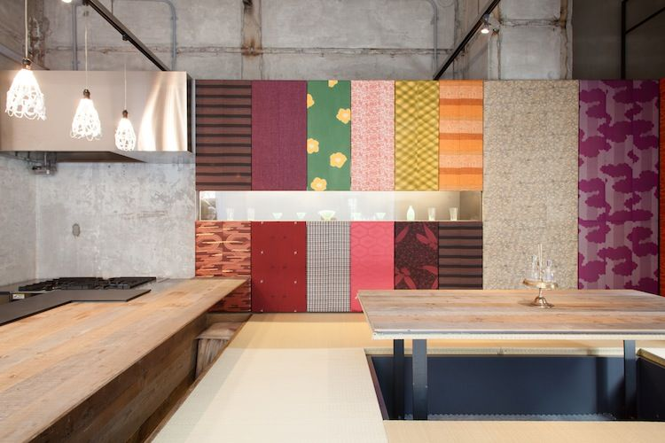 Former Factory Fuses Japanese and Scandinavian Cool