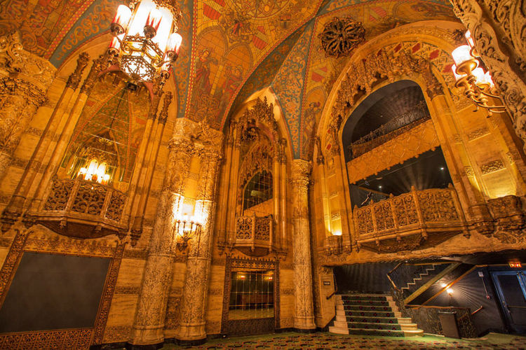 united artists theatre nyc
