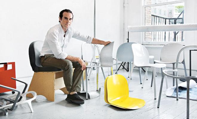 Jonathan Olivares, Los Angeles, Dwell on Design, furniture