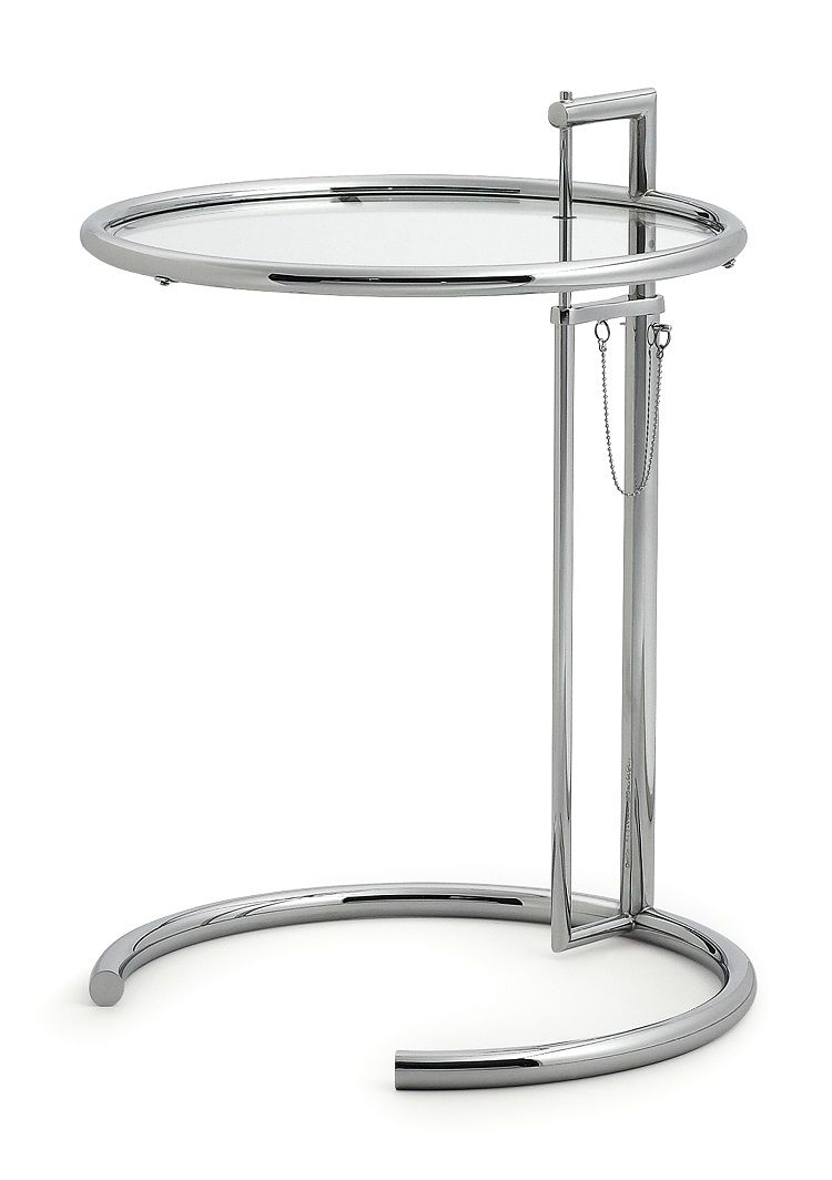 E 1027 Adjustable Table by Eileen Gray