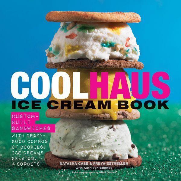 Cookbook about ice cream