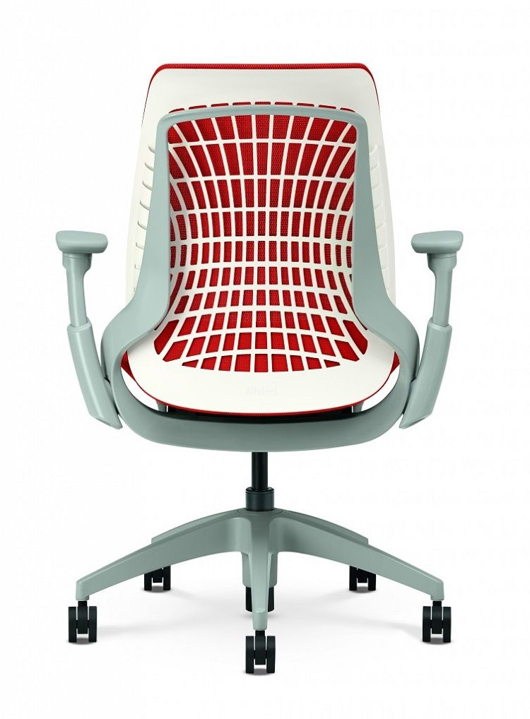 Mimeo Chair by Allsteel at NeoCon 2014