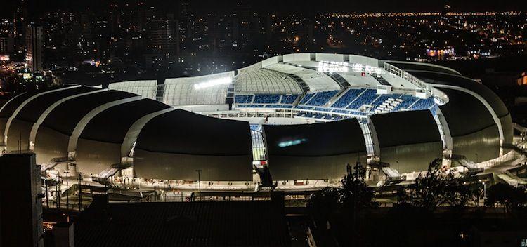 Arena Das Dunas in Natal, Brazil