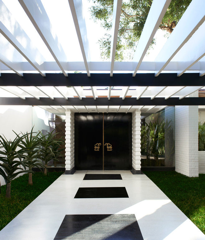 The Brody House by A. Quincy Jones