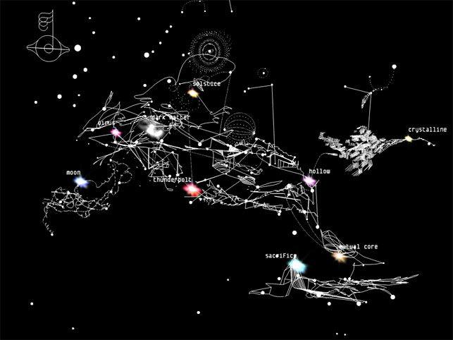 Biophilia, Bjork's app for MoMA