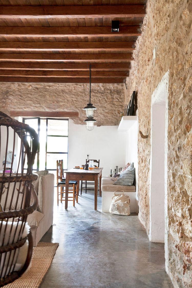 An Ibiza vacation home