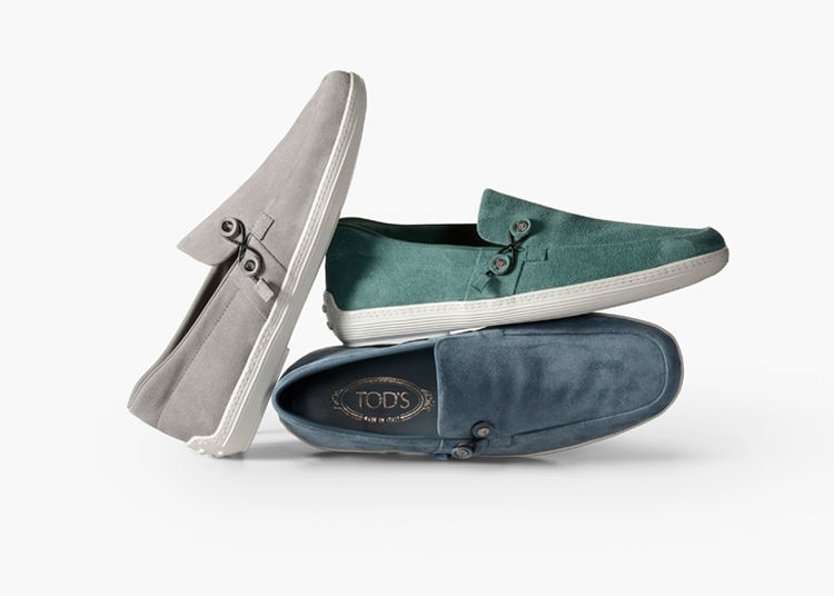 Nendo designer shoes