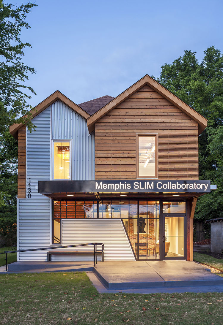 memphis slim collaboratory in tennessee