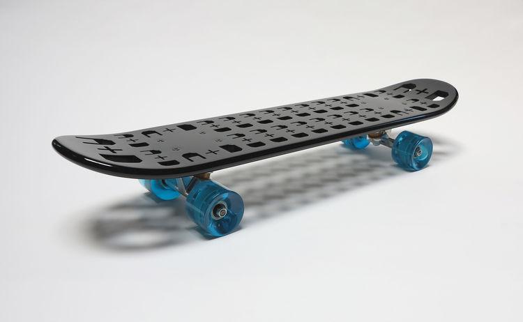Chadwick studio modern skateboard