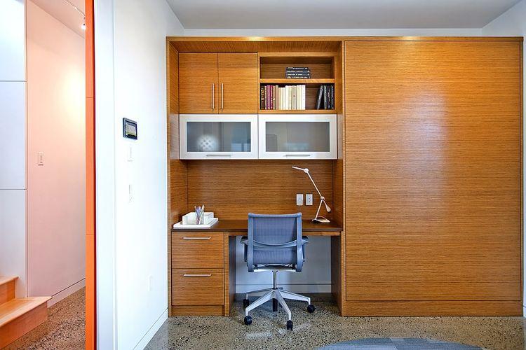 UC Davis and Honda Smart Home office
