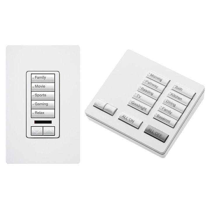 Wireless total home control system