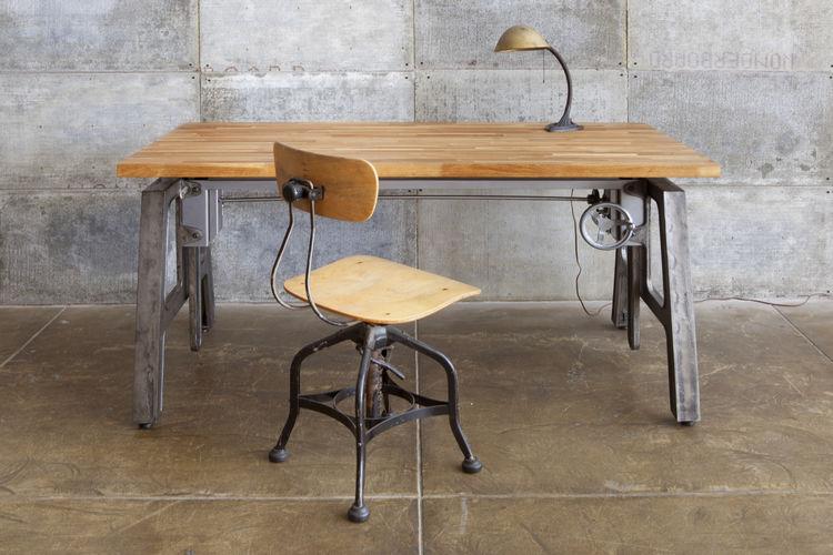 Mash Studios industrial table