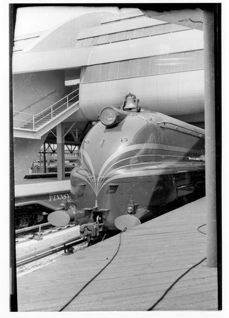1939 Fair Railroad, the Coronation Scot