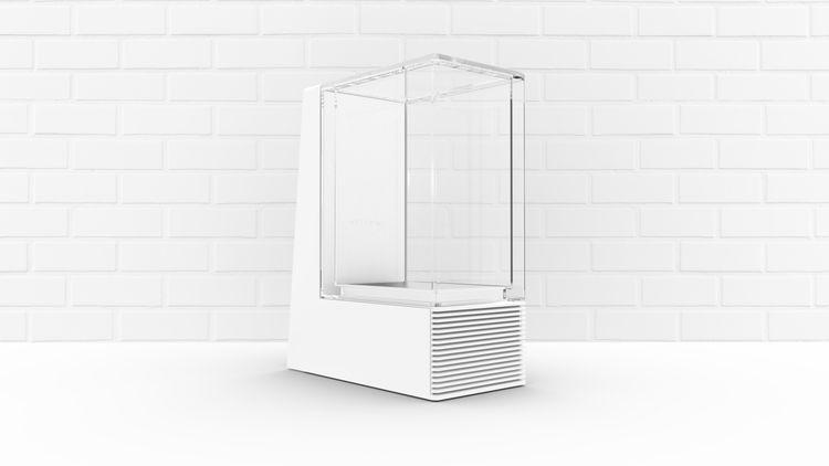 Mellow sous-vide white cooker.