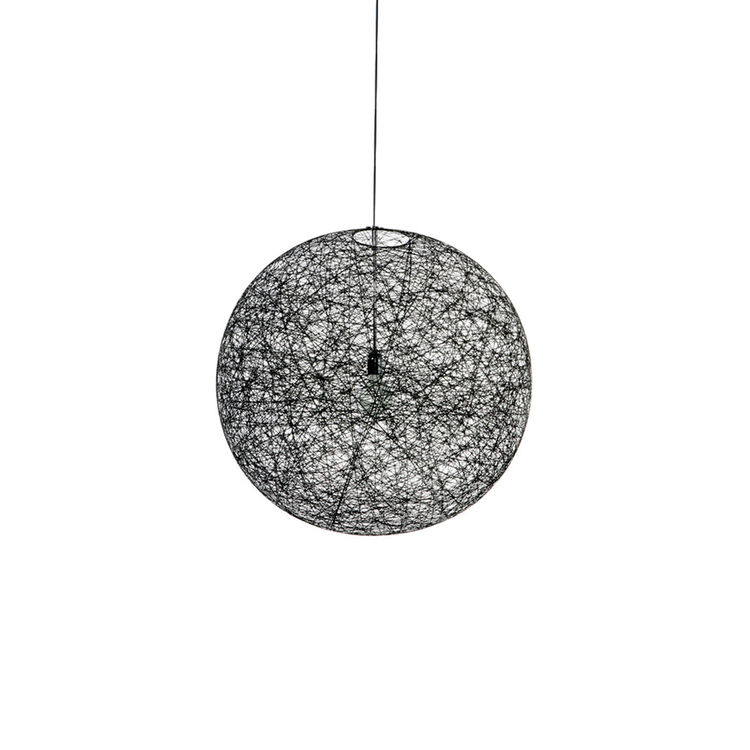 statement pendant light created in perfect sphere