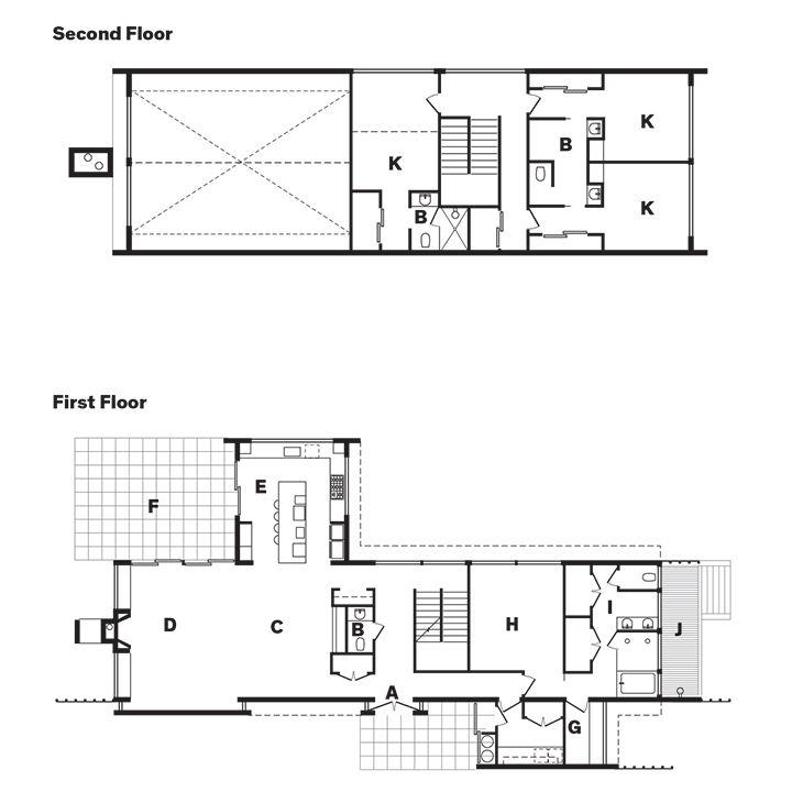 Hamptons floor plan