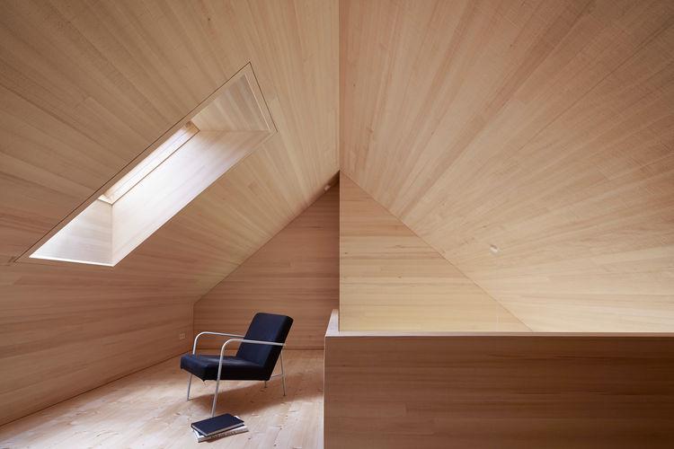 Austrian Latticework Home loft and skylight
