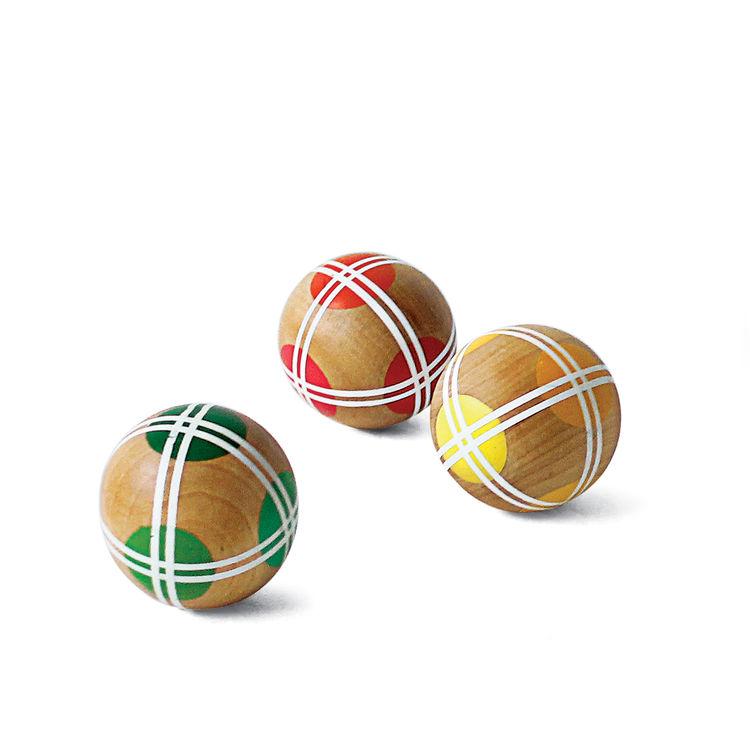 bocce ball fredericks mae  game