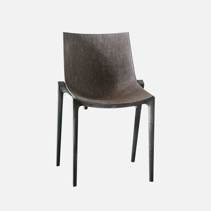 modern furniture design tech Magis Zartan Raw chair