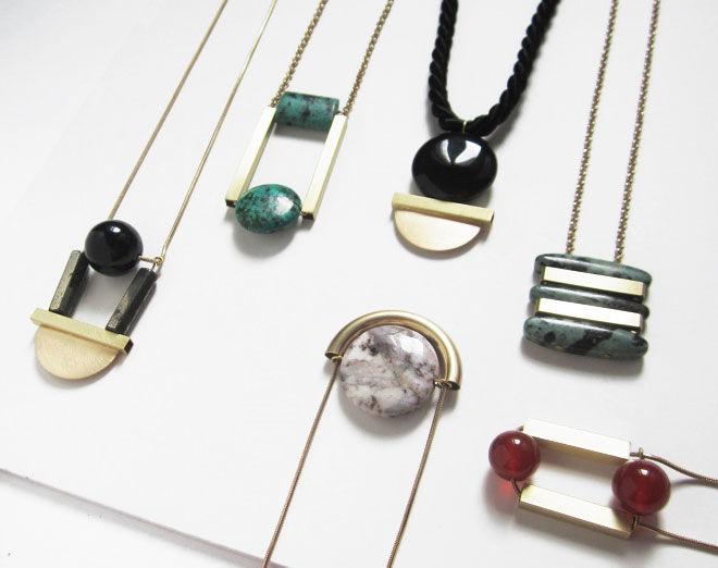 Art Deco Necklaces
