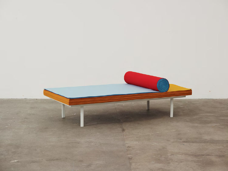 modern fabric textile kvadrat Milan Salone Muller van Severen