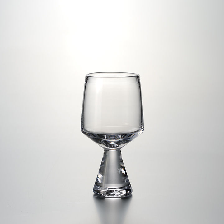 modern made in america products USA northeast  simon pearce geo footed glass