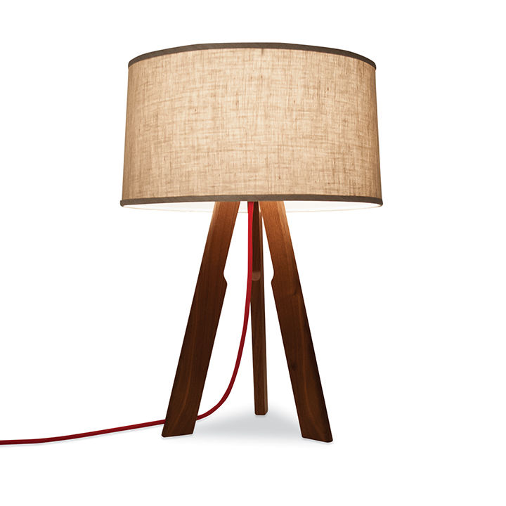 modern made in america products USA northwest ample solstice lamp
