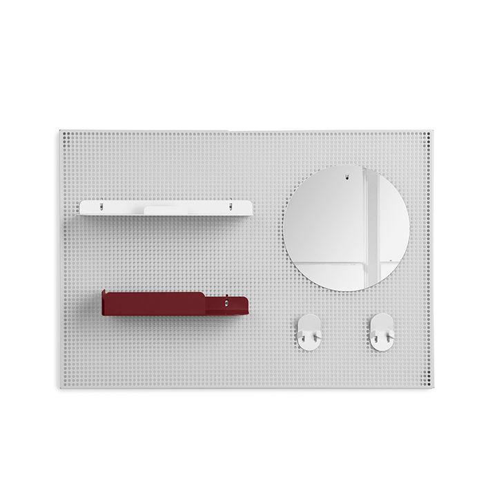 Modular wall system by Harto.
