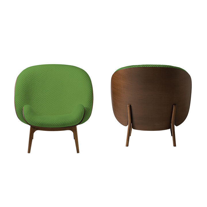 modern furniture design texture studio jean march gady hug armchair