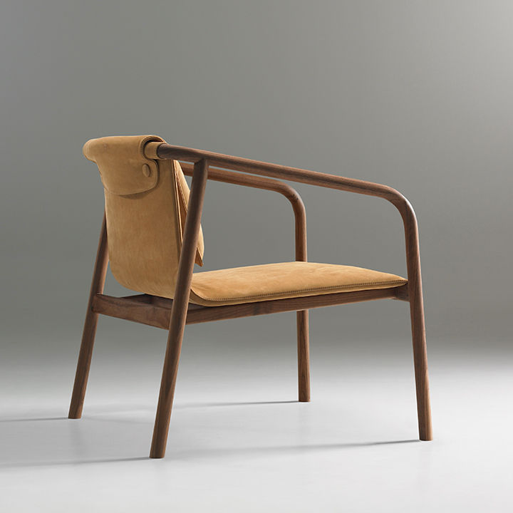 modern made in america products USA southeast bernhardt design oslo chair